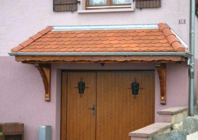 Couverture charpente à Croix près d'Héricourt