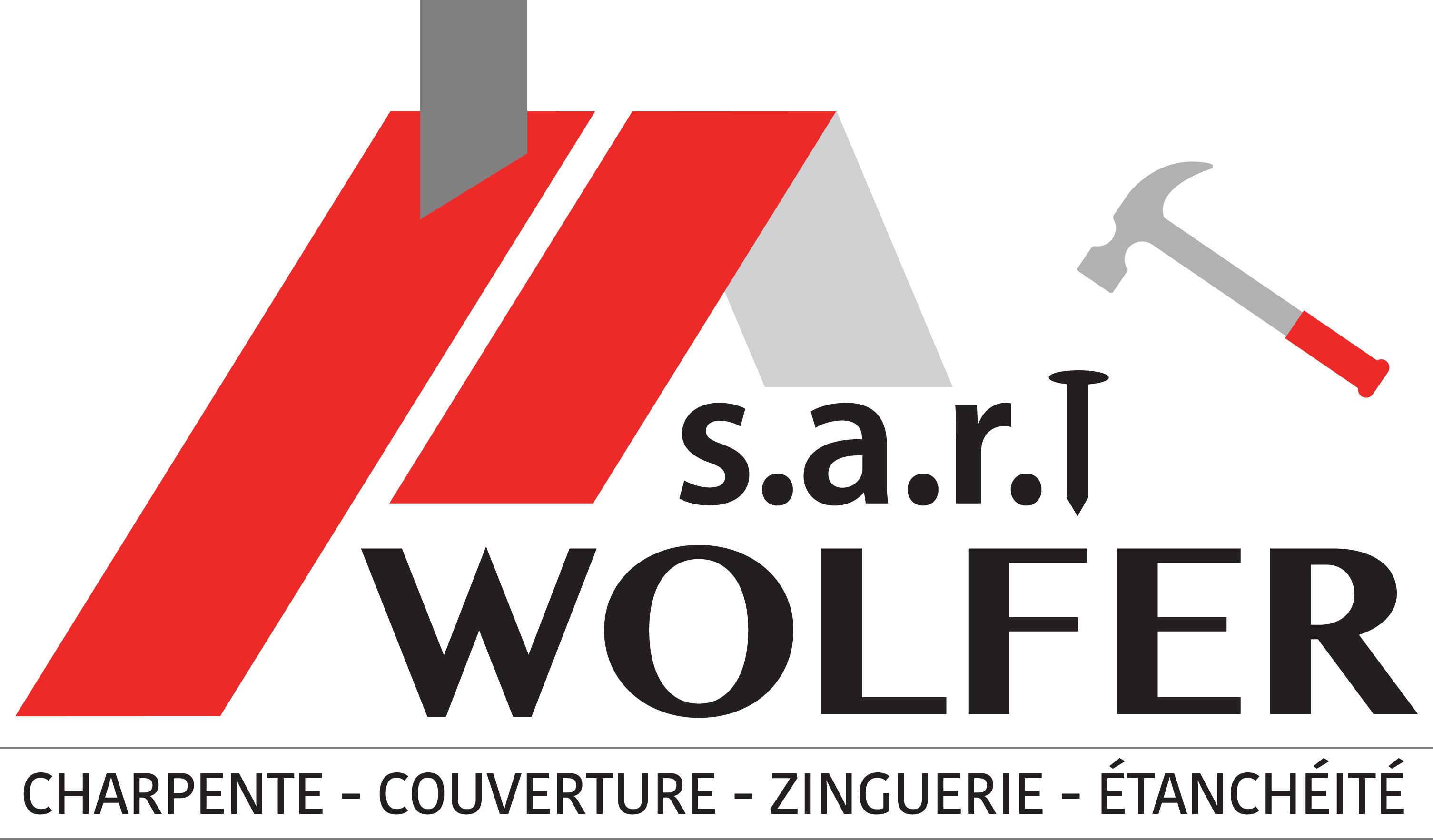 logo sarl Wolfer